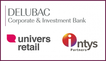 Banque Delubac & Cie supports the founder of Univers Retail in the sale of their company to the consulting group Intys